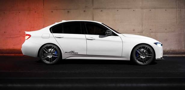AC Schnitzer BMW 3 series F30 and F31 wheels