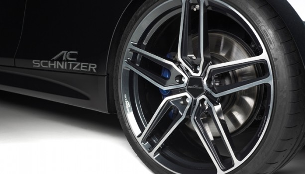 AC Schnitzer BMW 4 series F32 and F33 Wheels