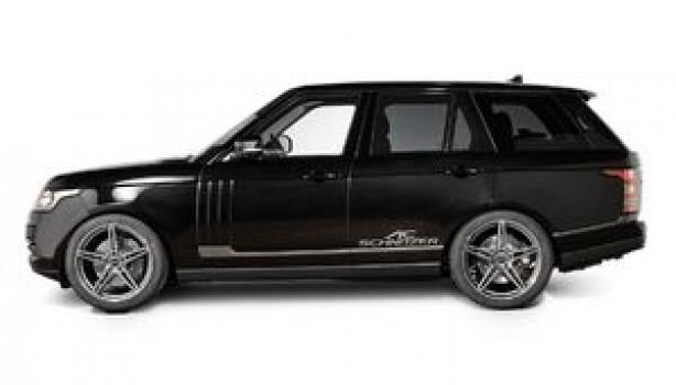 AC Schnitzer Range Rover Sport Wheels