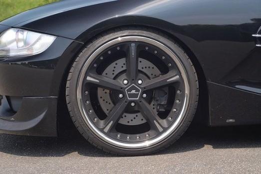 AC Schnitzer BMW Z4 M E85 and E86 Coupe Wheels
