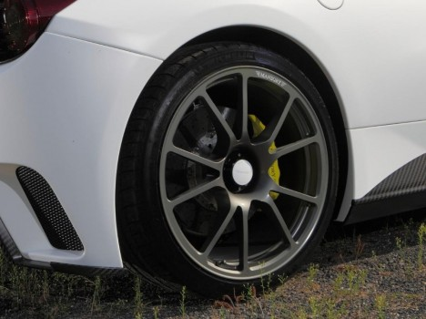 MANSORY 10 spoke central lock fully forged wheel