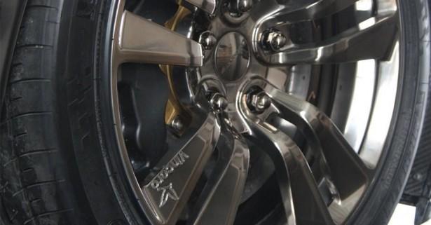 MANSORY Bugatti fully forged wheel for Bugatti