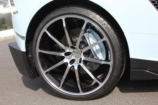MANSORY V10 fully forged wheel