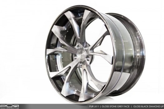 PUR WHEELS LX11 -  Luxury Series I
