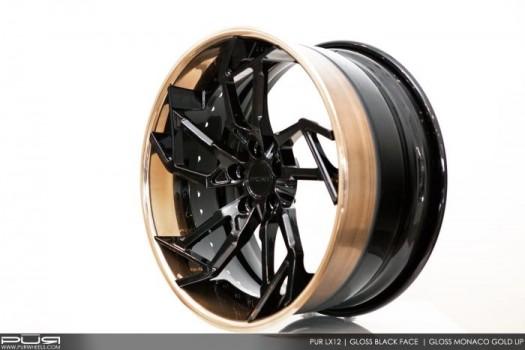 PUR WHEELS LX12 -  Luxury Series I