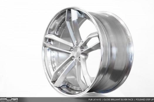 PUR WHEELS LX14 -  Luxury Series II