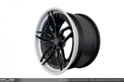 PUR WHEELS LX23 -  Luxury Series III