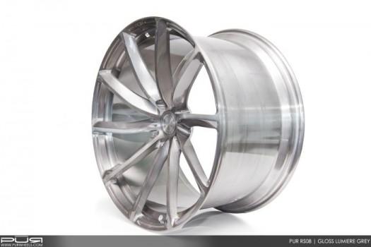 PUR WHEELS RS08 -  RS Series