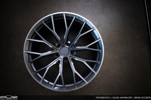 PUR WHEELS RS29 EVO -  RS EVO Series