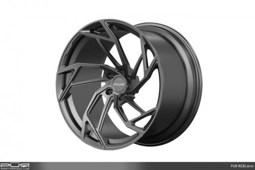 PUR WHEELS RS30 EVO -  RS EVO Series