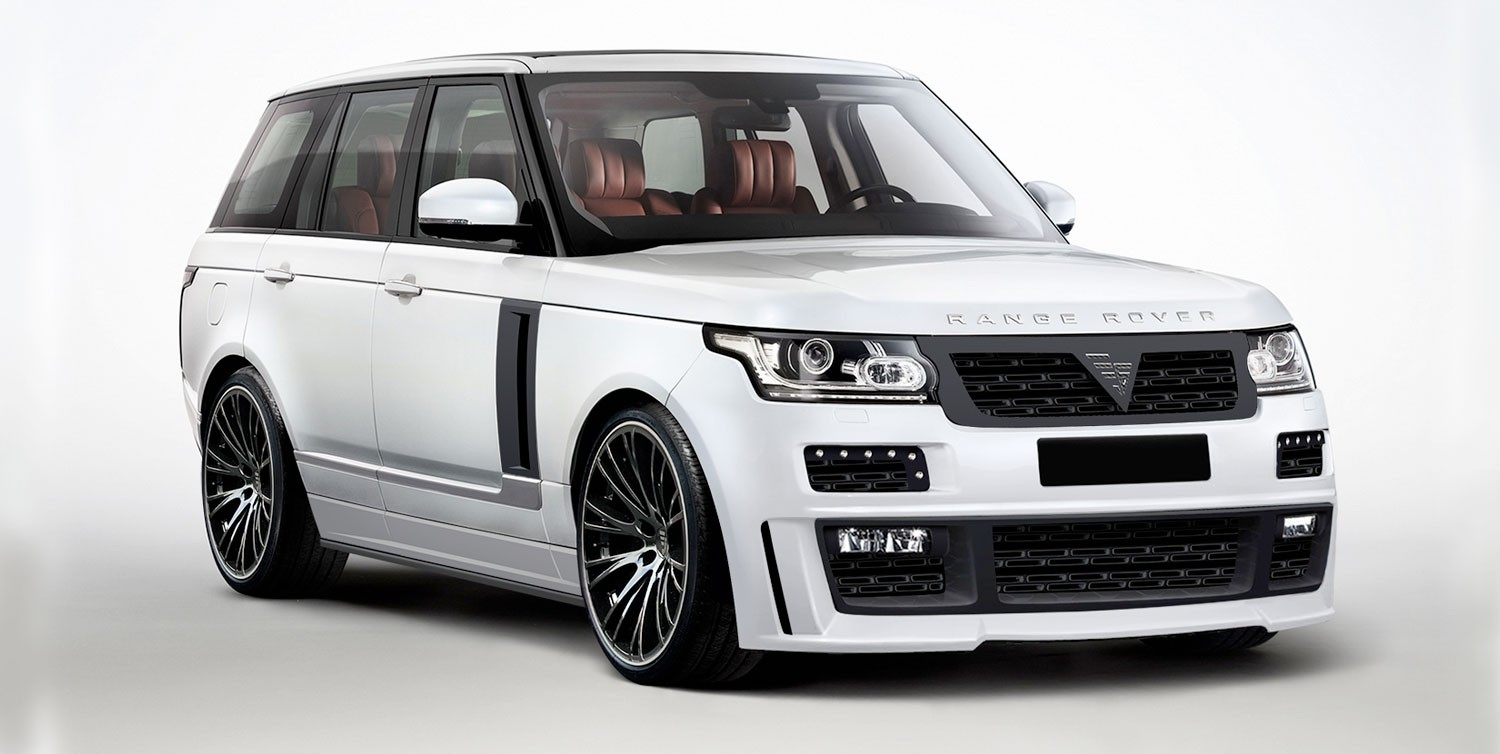 Dimensions Range Rover Sport The Blueprints Com Vector