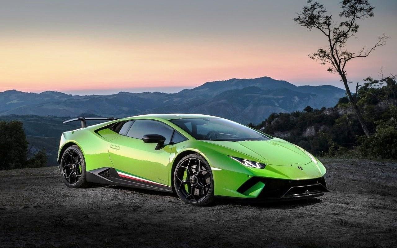 Lamborghini Huracan Performante 20 Wheels