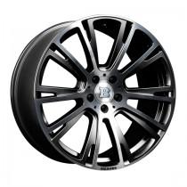 Brabus Monoblock 'R' wheels