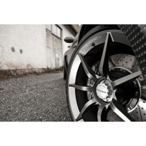 MANSORY 7 spoke central lock  fully forged wheel