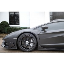 MANSORY Carbonado-V central lock fully forged wheel