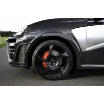 MANSORY Turbine design fully forged wheel
