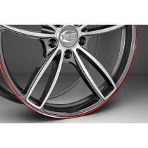 TECHART Porsche 911 Carrera Targa GTS 991.1 Formula IV Wheel