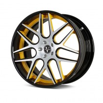 VELLANO VCP 3-PIECE CONCAVE STEP-LIP FORGED WHEELS