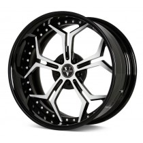 VELLANO VCX 3-PIECE FORGED WHEELS