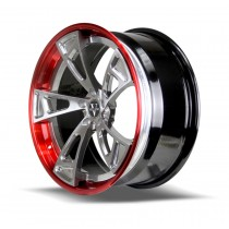 VELLANO VDRM 3-PIECE CONCAVE STEP-LIP FORGED WHEELS