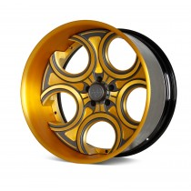 VELLANO VFC CUSTOM CUT 3-PIECE CONCAVE FORGED WHEELS