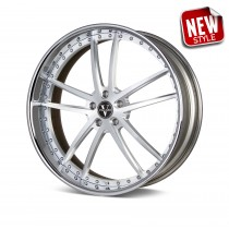 VELLANO VFU 3-PIECE FORGED WHEELS
