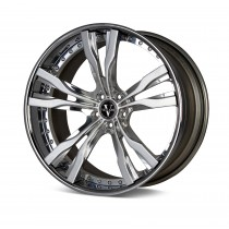 VELLANO VFY CUSTOM CUT 3-PIECE CONCAVE FORGED WHEELS