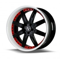 VELLANO VJB 3-PIECE FORGED WHEELS