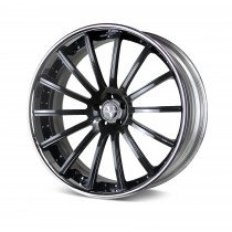 VELLANO VJP CUSTOM CUT 3-PIECE CONCAVE FORGED WHEELS