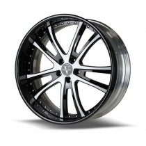 VELLANO VKE 3-PIECE FORGED WHEELS