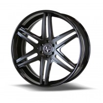 VELLANO VKJ CUSTOM CUT 3-PIECE CONCAVE FORGED WHEELS