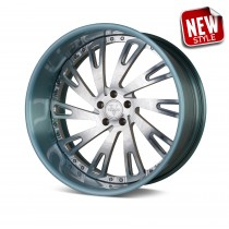 VELLANO VLP 3-PIECE FORGED WHEELS