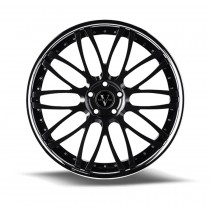 VELLANO VSA CUSTOM CUT 3-PIECE CONCAVE FORGED WHEELS