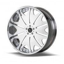 VELLANO VSD 3-PIECE FORGED WHEELS