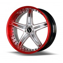 VELLANO VSF 3-PIECE FORGED WHEELS