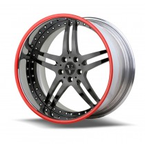 VELLANO VSH 3-PIECE FORGED WHEELS