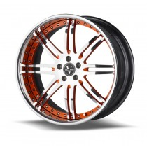 VELLANO VSI 3-PIECE FORGED WHEELS