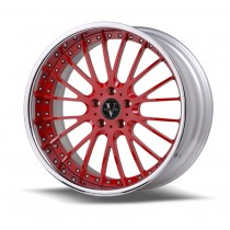 VELLANO VSM 3-PIECE FORGED WHEELS