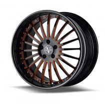 VELLANO VSQ 3-PIECE FORGED WHEELS