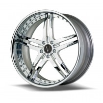VELLANO VSU 3-PIECE FORGED WHEELS