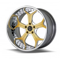 VELLANO VSX 3-PIECE FORGED WHEELS