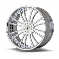 VELLANO VTB 3-PIECE FORGED WHEELS
