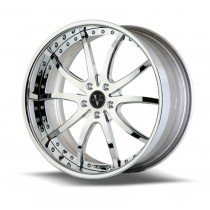 VELLANO VTD 3-PIECE FORGED WHEELS