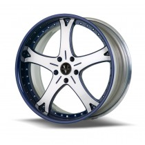 VELLANO VTF 3-PIECE FORGED WHEELS