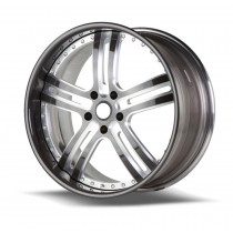 VELLANO VTH 3-PIECE FORGED WHEELS