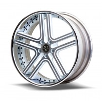 VELLANO VTJ CUSTOM CUT 3-PIECE CONCAVE FORGED WHEELS