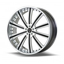 VELLANO VTI 3-PIECE FORGED WHEELS