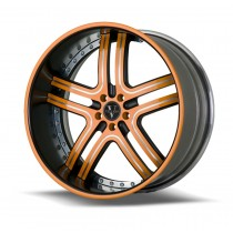 VELLANO VTJ 3-PIECE FORGED WHEELS