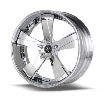 VELLANO VTK CUSTOM CUT 3-PIECE CONCAVE FORGED WHEELS