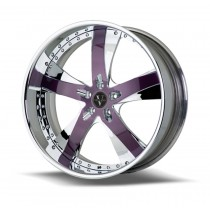 VELLANO VTK 3-PIECE FORGED WHEELS